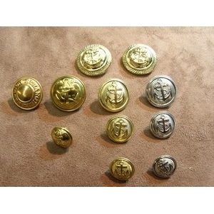 BOUTONS MILITAIRES