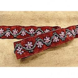 bouton acrylique brique à 4 trous, 25 mm, convient pour chemisier, robe , pull, veste