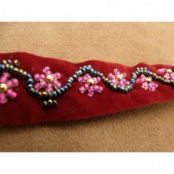bouton acrylique beige clair à 4 trous, 25 mm, idéal  pour chemisier, robe , pull, veste