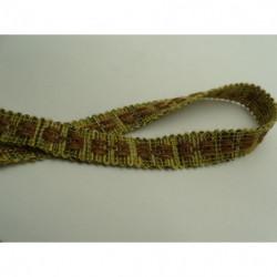 bouton acrylique marbré marron, 20 mm, parfait  pour pull, veste, blaser, robe, chemisier