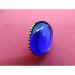 ruban brodé perlé sur maille, or et argent