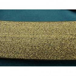 galon paillette rose élastique, 2.5 cm, idéal pour accessoires mode- vêtements de danse, robes de soirées et déco d'objet ...