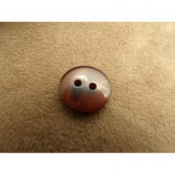 ceinture simili cuir noir , boucle métal argent
