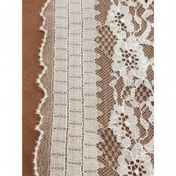 Ruban lurex-5cm- doré