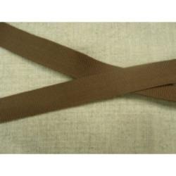 ruban à brodé rouge et vert,8 cm, photo de présentation