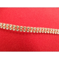 Ruban de strass -6mm