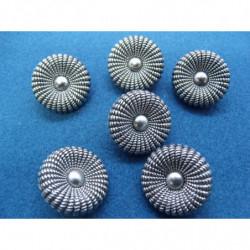 ruban perlé, 2 cm, brodée sur perle de rocaille,photo de présentation