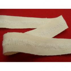 ruban organza bordeaux brodé, 4 cm,perle de rocaille, déal pour toutes décorations et finitions et embelli vos articles