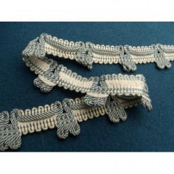 bouton acrylique marron beige à 4 trous , 22  mm,sublime  pour chemisier, robe , pull, veste,