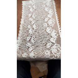 ruban indien, 6 cm, violet