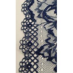ruban indien, 6 cm, rouge et or