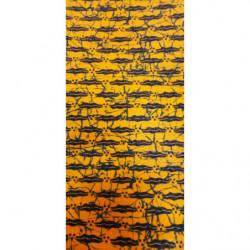 guipure noir, 5 cm,sublime pour la  décoration objet ,rideaux ,bijoux , vêtements