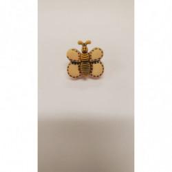 Ruban avec pompon- rose et rouge
