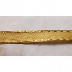 ruban frange perlé nacré rose fushia 2,5 cm, convient pour customiser un vêtement ,robe, tee shirt, ou un objet ,chapeau, sac