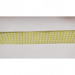 ruban avec deux bandes velours, 4,5 cm, photo de présentation