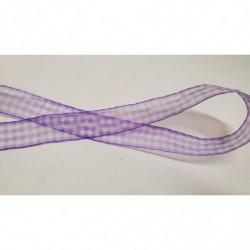 ruban avec deux bandes velours bleu canard 2,5 cm,convient  pour toutes vos créations de couture, customisations, vêtements...