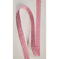 RUBAN PLUMES MARRON ,10 cm,  pour être utilisées dans la fabrication de bijoux ou pour décorer un objet ou un vêtement .
