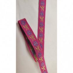 BRODERIE ANGLAISE grise,13 cm / 10 cm, convient pour toutes décorations sur vetements , lingerie, robe, chemisier