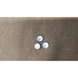 ruban tissé orange/beige, sublime pour toutes créations et réalisations