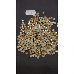 ruban ameublement beige et orange, 2.5 cm parfait  pour embellir et garnir vos créations de fauteuil , coussin rideaux....