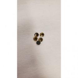 ruban frange épaisse beige, 5 cm, parfait  pour customiser un vêtement, robe, tee shirt, ou un objet ,chapeau ,sac