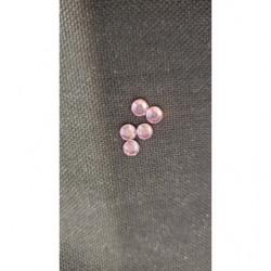 ruban fantaisie bleu turquoise & rose indien,3 cm, idéal   pour customiser , vêtements , sac, pochette