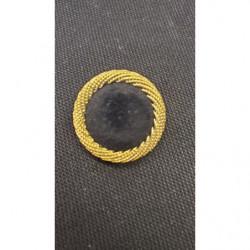 ruban gros grain jaune moutarde,2 cm, idéal  pour tous vos loisirs créatifs : couture,