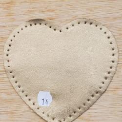 Ruban fleurs brodées-1cm- rose