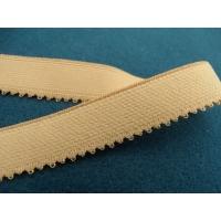 ruban élastique chair,1.5 cm,convient  Pour décorer un objet un vêtement