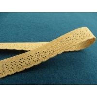 ruban élastique dentelée ,1 cm, sublime Pour décorer un objet un vêtement