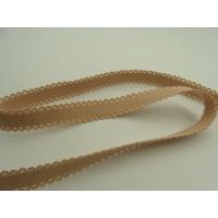 ruban élastique chair,1 cm,  idéal Pour décorer un objet un vêtement