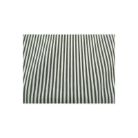 tissus coton à raillure bleu et blanc,150 cm