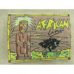 ruban elastique- 5cm- froufrou- blanc