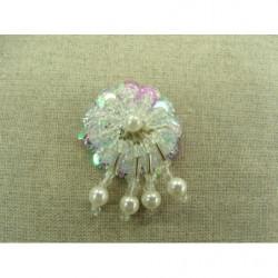 elastique rond- 3 mm- noir