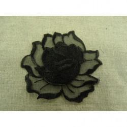 elastique rond- 3mm- rose foncé