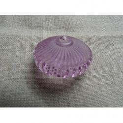 SEQUIN en forme d' étoiles métallisées - bleu
