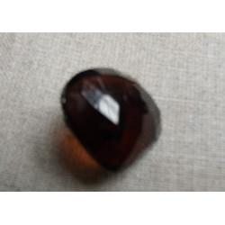 Ruban velours- 25mm- bleu roi
