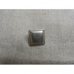 fermeture a glissière-20cm- marron
