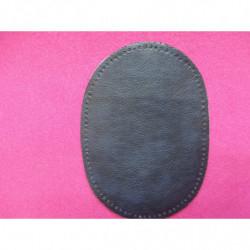 Ruban sergé-2cm- marron clair