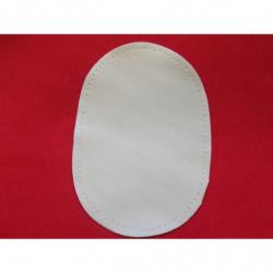 ruban sergé-2cm- jaune paille