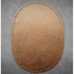 Ruban sergé-2cm- vert foncé
