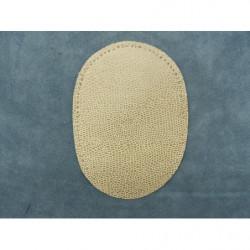 Ruban sergé -2cm- blanc