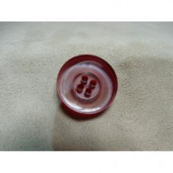 ruban velours-17mm- vert