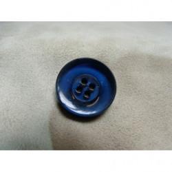 ruban velours- 17mm- noir
