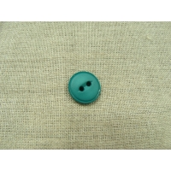 bouton acrylique a 2 trou- vert