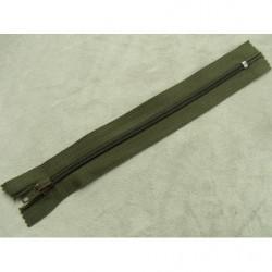 bouton acrylique a 2 trou- jaune