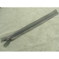 bouton acrylique a 2 trou-26mm- blanc cassé