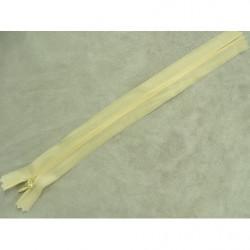 ruban frange perlé rocaille +acrylique - multicolore ivoire