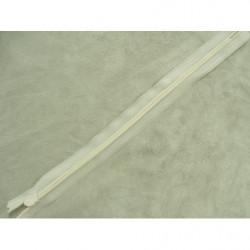 ruban frange perlé multicolore sur base noir