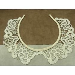 Cordon moucheté fluo en polyesther - vert